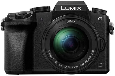 Panasonic Lumix G DMC-G7 + Lumix G Vario 12-60mm f/3.5-5.6 Black