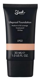 Tonizējošais krēms Sleek MakeUP MakeUP Lifeproof Foundation LP02 LP02, 30 ml