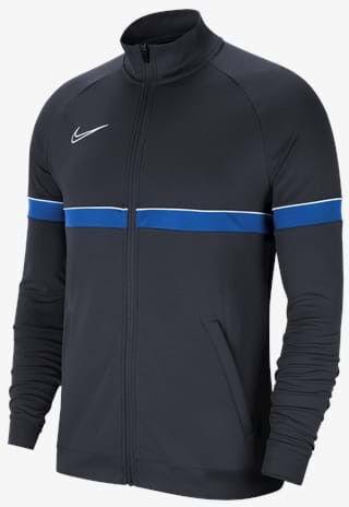 Nike Dri-FIT Academy 21 Knit Track Jacket CW6113 453 Navy L