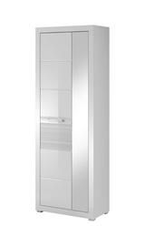 Skapis WIPMEB Polaris Typ 01 White, 72x37x201 cm