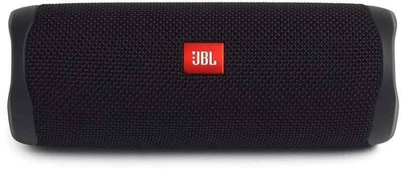 Bezvadu skaļrunis JBL FLIP 5 Black, 20 W