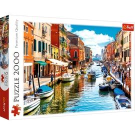 Пазл Trefl The Island of Murano Venice 27110, 2000 шт.