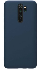 Evelatus Soft Back Case For Xiaomi Redmi Note 8 Pro Dark Blue