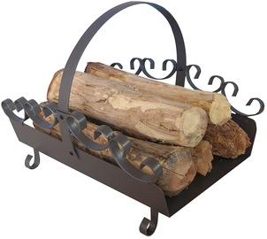 Verners Wood Basket