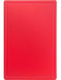 Virtuves dēlis Stalgast Red, 600x400 mm