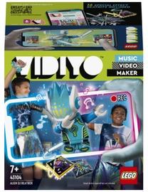 Konstruktors LEGO VIDIYO™ Citplanētiešu dīdžeja BeatBox 43104