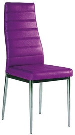 Ēdamistabas krēsls Signal Meble H261 Purple