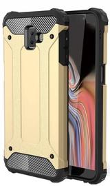 Hurtel Hybrid Armor Back Case For Samsung Galaxy J6 Plus J610 Gold
