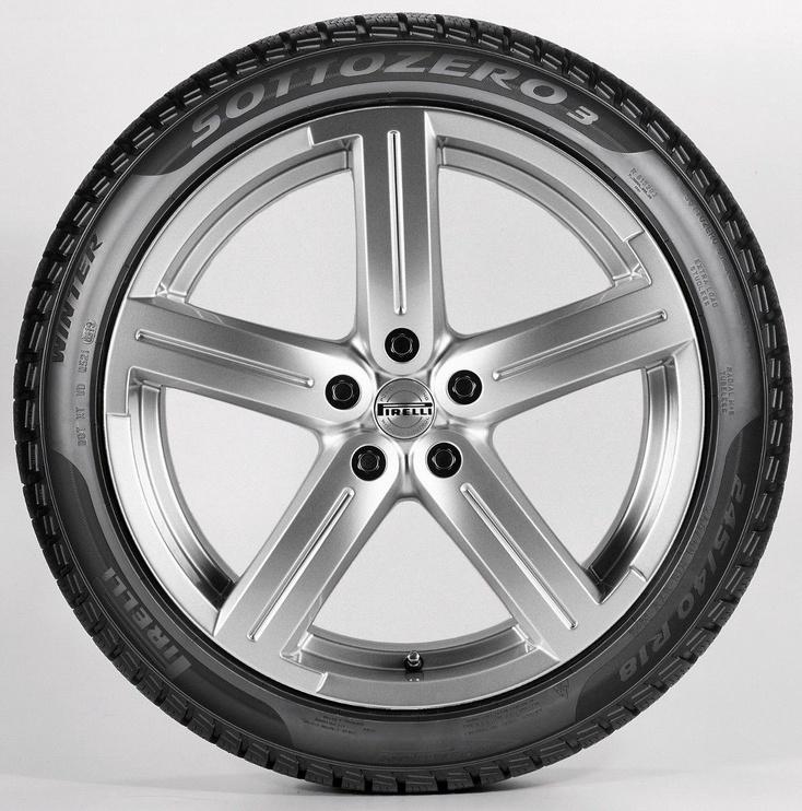 Зимняя шина Pirelli Winter Sottozero 3, 235/40 Р19 96 V XL C B 72