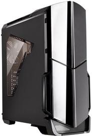 Thermaltake Versa N21 Mid Tower ATX Black CA-1D9-00M1WN-00