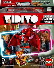 Konstruktors LEGO VIDIYO Metal Dragon BeatBox 43109, 86 gab.