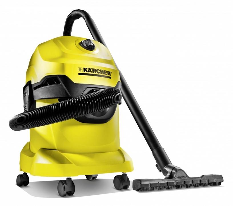 Putekļu sūcējs Kärcher WD 4 Yellow