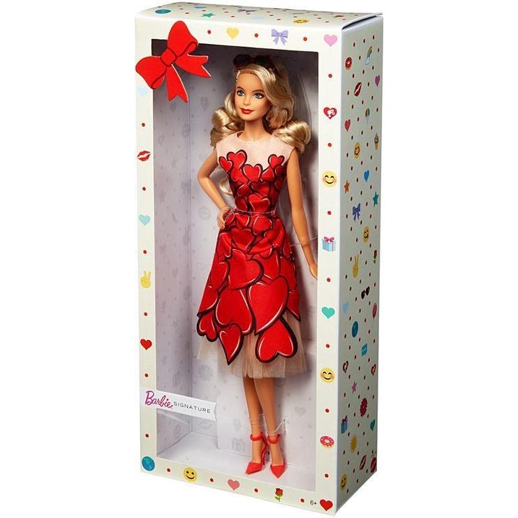 Кукла Mattel Barbie Siganture Celebration FXC74