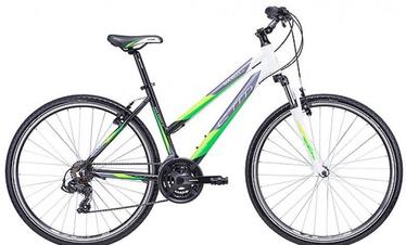 CTM Maxima 1.0 Black/Green 18