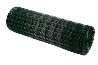 Garden Center Welded Mesh Green 2.1x100x100x1200mm 25m