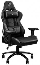 Spēļu krēsls MSI MAG CH120 I, melna