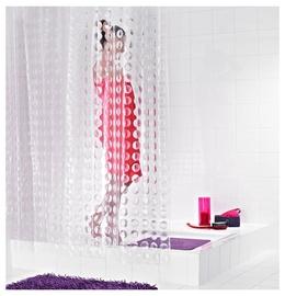 Штора для ванной Loupe  арт. 35897
