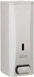 Mediclinics Surface Push Button Liquid Soap Dispenser 1.5l Bright Finish