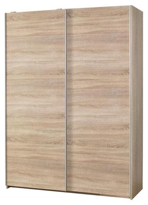 Skapis Halmar Lima S-1 Oak Sonoma, 153x58x210 cm