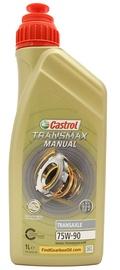 Transmisijas eļļa Castrol Transmax Manual Transaxle 75W - 90, transmisijas, vieglajam auto, 1 l