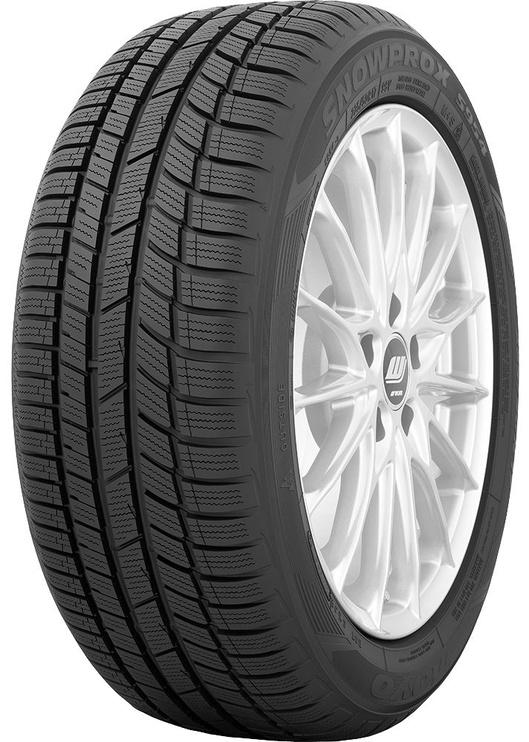 Зимняя шина Toyo Tires SnowProx S954, 235/60 Р18 107 V XL E B 71
