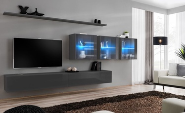 ASM Switch XVII Wall Unit Graphite