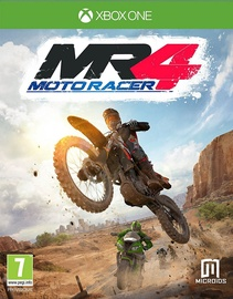 Xbox One spēle Moto Racer 4 Xbox One