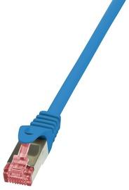 LogiLink CAT 6 S/FTP Cable Blue 2m