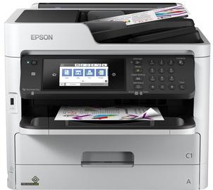 Многофункциональный принтер Epson Workforce Pro WF-C5710DWF, струйный, цветной