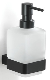 Gedy Lounge Soap Dispenser 5481-14 Black