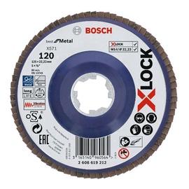 Шлифовальный камень Bosch, 125 мм x 22.23 мм