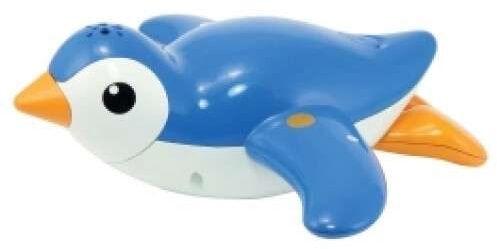Vannas rotaļlieta WinFun Pull N Shoot Penguin