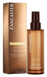 Lancaster Sun 365 Gradual Self Tanning Oil 150ml