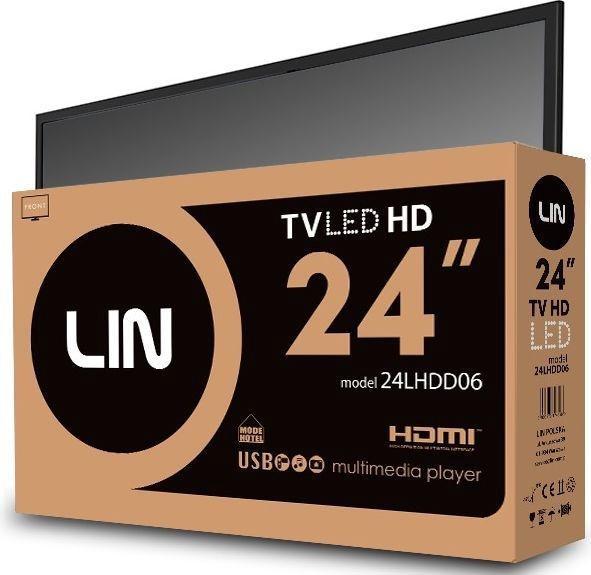 Телевизор LIN 24LHDD06