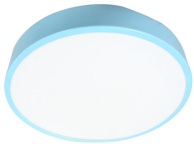 Verners Kolore Ceiling Lamp 21W LED Blue