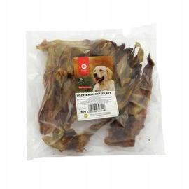 Лакомство для собак Maced Dried Rabbit Ears 10pcs