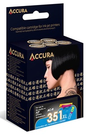 Accura Ink Cartridge HP No.351XL 14ml Color