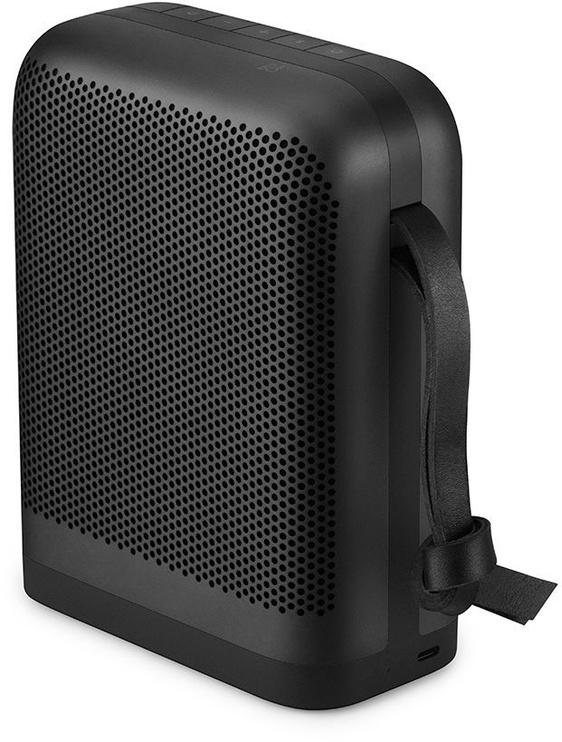 Bezvadu skaļrunis Bang & Olufsen BeoPlay P6 Black, 96 W