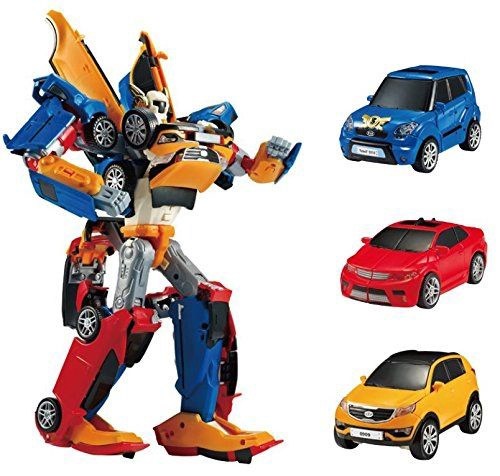 Young Toys Tobot Tritan