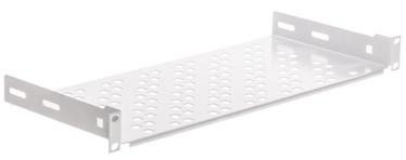 Netrack Equipment Shelf 19'' 1U 200mm Gray