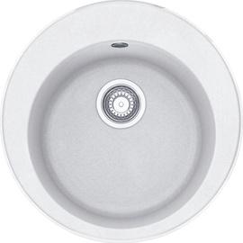 Franke ROG 610-41 Sink White Pop-Up