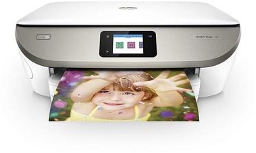 Daudzfunkciju printeris HP 7134, tintes, krāsains