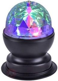 Leuchten Direkt Disco Table Lamp 3W LED RGB Black