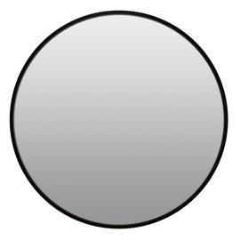 Зеркало Homede Tela Black, подвесной, 50x50 см