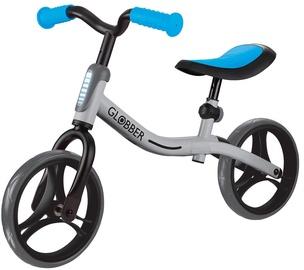 """Līdzsvara velosipēds Globber Go Bike 4100301-0249, zila/sudraba, 8.5"""""""