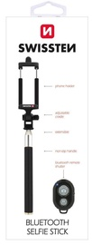 Swissten Bluetooth Selfie Stick Black
