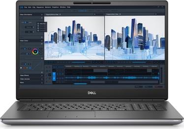 """Klēpjdators Dell Mobile Precision 7760 273654614 PL, Intel® Core™ i9-11950H, spēlēm, 16 GB, 512 GB, 17.3 """""""