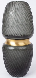 Vāze Home4you Luxo, zelta, 280 mm
