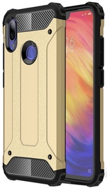 Hurtel Hybrid Armor Case Tough Rugged Cover For Xiaomi Redmi Note 7 Gold