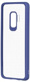 Devia Pure Style Back Case For Samsung Galaxy S9 Plus Blue